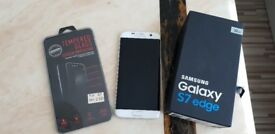 Samsung Galaxy S7 Edge White Pearl 32Gb Unlocked