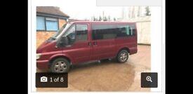 Lovely twin door minibus for sale