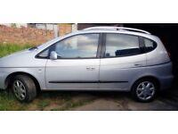 Chevrolet tacuma £850 ono