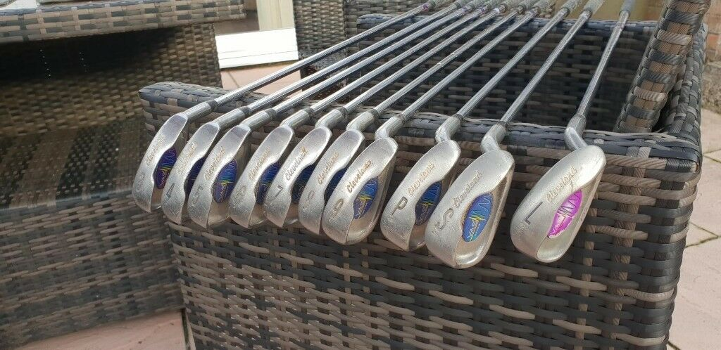 Cleveland VAS 792's anti-shank irons  3,4,5,6,7,8,9, PW, LW and Sand Iron   Collect Plymouth  | in Plymouth, Devon | Gumtree