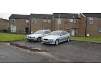 BMW 530D 2002 year automatic