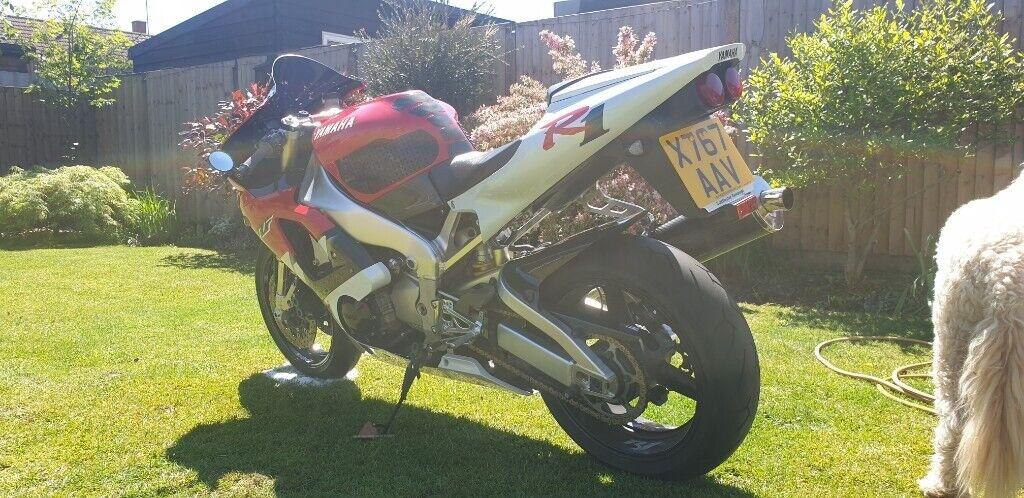 2000 Yamaha R1 4XV | in Tiptree, Essex | Gumtree