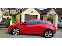2013 Vauxhall Astra GTC 2.0 Cdti *** VERY RARE FULLY LOADED from factory spec. ** 57k *** FSH PX?