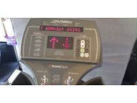"Life Fitness CSX ""Club Series"" Cross Trainer ~ rarely used"
