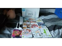 BOXED nintendo wii bundles £45 each PICTURE