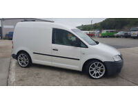 2008 VW CADDY 2.0 SDI C20 VAN *** vgc THRU OUT ** FSH AND LONG MOT