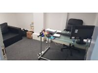 PRIVATE OFFICE FOR RENT IN E1 WITH 24/7 ACCESS