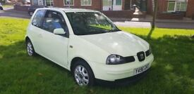 SEAT AROSA 1.4 AUTOMATIC GEARBOX ( ANY OLD CAR PX WELCOME ) SMOOTH ENGINE AND GEARBOX
