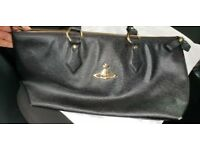 Vivienne Westwood Davina Grained Tote bag **£85** ONO
