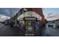LICENSED RESTAURANT / TAKEAWAY LEASE FOR SALE
