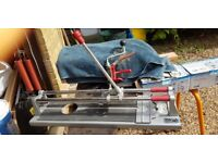 Large capacity Tile cutter