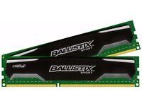 Various RAM for sale DDR3 DDR2 1GB 2GB 4GB Both Laptop and Desktop