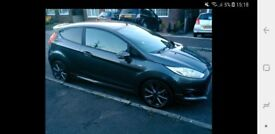 Ford fiesta ST line eco boost 1.0 litre magnetic grey