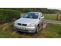 Vauxhall Astra 1.4 2004 **low mileage**