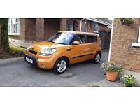 Kia Soul. Immaculate condition inside and out.