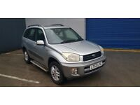 TOYOTA RAV4 GX VVTI ESTATE 1998cc, 5 drs **SERVICE HISTORY**ABSOLUTE PRISTINE**MUST BE SEEN**