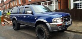 Ford Ranger Low Mileage 63000