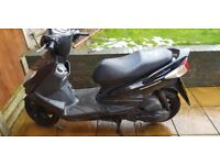 Moped for sale 125cc yamaha