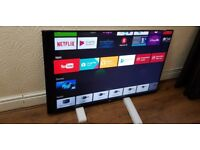 SONY BRAVIA KD55XD8599 55-inch Smart ANDROID 4K Ultra HD HDR LED TV, BUILT-IN YOUVIEW, FREEVIEW HD