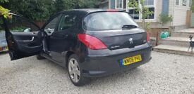 Peugeot 308 *runs but needs new turbo diesel pump*