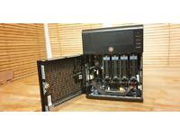 HP ProLiant MicroServer G7 N54L 1P 4GB-U Nonhot Plug SATA 150W PS Server
