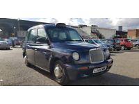 2005 (05) LONDON TAXI INTERNATIONAL TX2 BRONZE AUTOMATIC BLUE