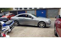 Mercedes-Benz, E CLASS, Coupe, 2010, Manual, 2143 (cc), 2 doors