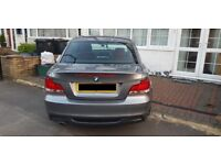 BMW 1 SERIES COUPE E82 Automatic FSH GREY FULL LEATHER HIFI SOUND SYSTEM HIGH SPEC
