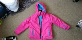 Girls 9-10 years ski clothes