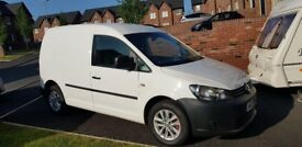 Vw caddy no vat