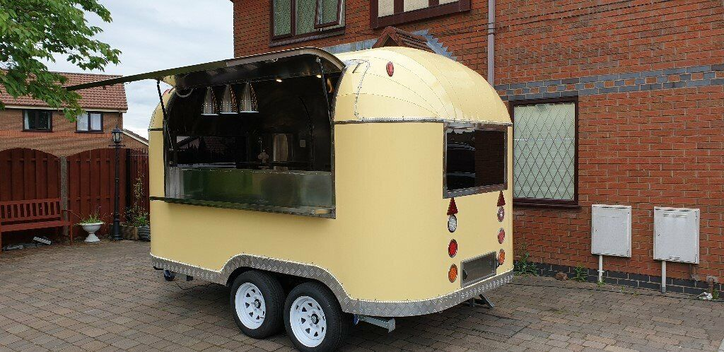 New Mobile Catering Trailer Burger Van Pizza Bar Trailer 3500x2100x2300  ready To Go   in South Shields, Tyne and Wear   Gumtree