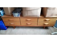Small reproduction sideboard