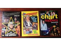 Supersonic Annuals 1977 and 1978, Chart Toppers Annual 1979