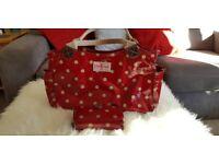 Cath Kidson handbag and purse