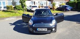 **MINI COOPER 1.6 DIESEL** £20 A YEAR ROAD TAX** BARGAIN £2495 O.N.O**