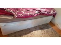 Divan base for double bed