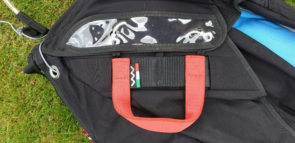 Complete kit, Ozone Mojo 4 Size L(95-115kg), Harness and Reserve Parachute,  IMMACULATE CONDITION | in Nuneaton, Warwickshire | Gumtree