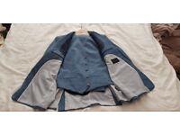 River island mens 3 piece suit