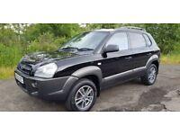 Hyundai Tucson GSi **12 MONTHS MOT**Clean and tidy**Great Driver**£1995