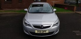 Astra for sale or swap for van ( with full year MOT )
