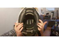 N2100 UNO Motorbike Helmet