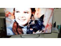 PANASONIC TX-50DX750B 50-inch 4K HDR UHD Smart LED TV,built in Wifi, RRP £799