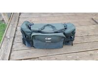 Carp Zone fishing cool bag with cutlery