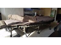 Nash carp 4 leg bed chair