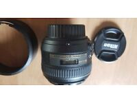 nikon 50mm 1:1.4 G lens
