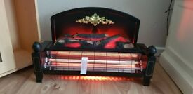 Electric fire UNUSED open to offers