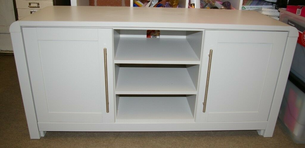 Heart of House Elford Grey Sideboard TV Cabinet Just over 4 foot wide sold in Argos in