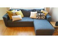 Albie right or left hand storage sofa bed