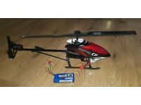 Master CP Remote Control RC Helicopter 6 Axis Gyro Flybarless