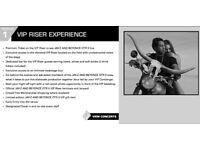 Beyonce & Jay-Z On The Run II Manchester VIP Etihad Stadium Riser Vip Experience Package x2